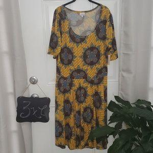 3XL NICOLE DRESS